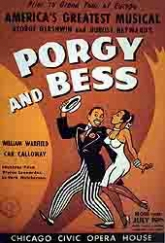 Porgy And Bess Partituras