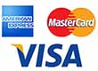 PayPal Credit Cards Accepted